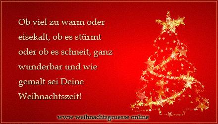 Weihnachtsgrüße Per Whatsapp